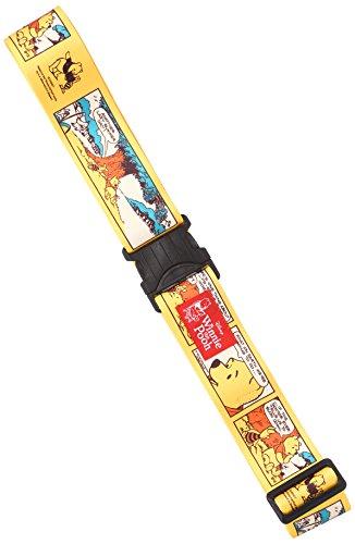 [コンサイス] ディズニーワンタッチスーツケースベルトDTS-055C 197 cm 531234 プー