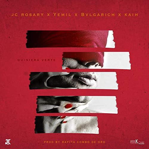 El Combo de Oro feat. JC Rosary, Bvlgarich, Yemil & Kaih