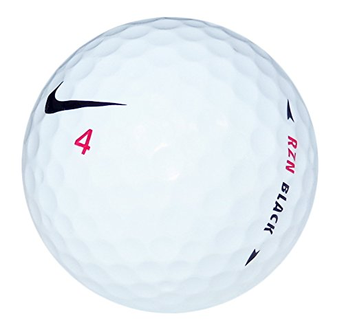 Nike RZN Black Mint Recycled Golf Balls (36 Pack)
