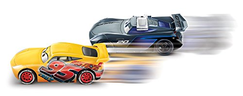 Talking Crash EMS Stuffed Vehicle Just Play Disney Cars Cruz Ramirez Plush Pal