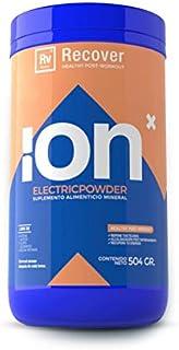 ION X Recover, Bebida Orgánica en polvo de Hidratación y