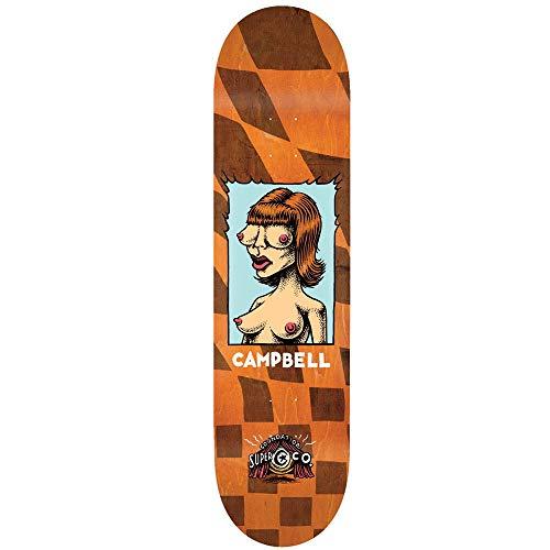 Unbekannt Skateboard Deck Foundation Stranger Series 8.5'' Skateboard Deck