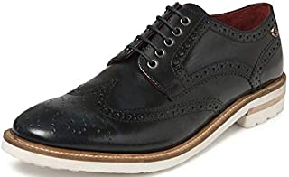 TONI ROSSI Men's Grant Navy Leather Formal Shoes (650057)