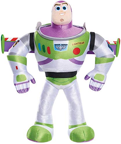 Disney-Pixar's Toy Story 4 High-Flying Buzz Lightyear Feature Plush