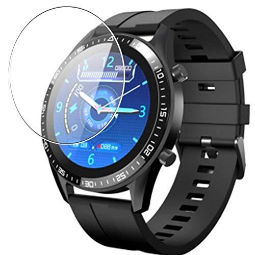 Vaxson 3 pellicole protettive in vetro temperato 9H compatibili con TagoBee L28 smartwatch Smart Watch, in vetro temperato
