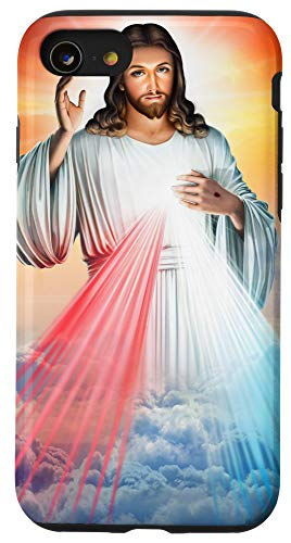 iPhone SE (2020) / 7 / 8 Divine Mercy of Jesus Christ Lord and Savior Case