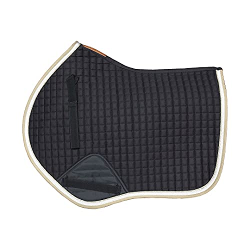 GS Equestrian Close Contact Saddle Pad GSE240 One Size fits All Various...