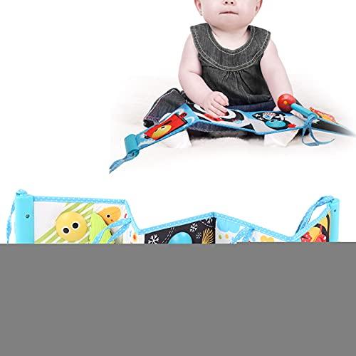 Babyboekje, babyboekjes Opvouwbaar, elektronisch, meerzijdig, kleurrijk voor kleuteronderwijs