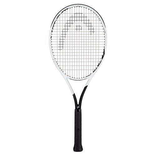 Head Graphene 360+ Speed Pro Encordado: No 310G Raquetas De Tenis Raquetas De Competición Blanco - Negro 4