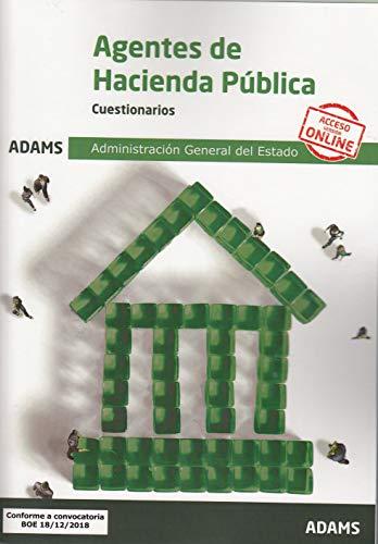 Cuestionarios Agentes de Hacienda Pública