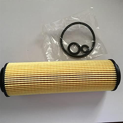 GCS Gcsheng Filtro De Aceite del Motor Original FIT FOR Mercedes MB 2711800509 W204 S204 W212 C207 A207 R172 C204 271840325 2711800409 2711800409 2711800109