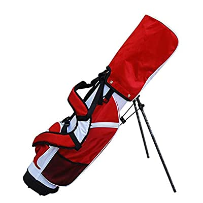 ZzheHou Golf-Trolley Golf Bag