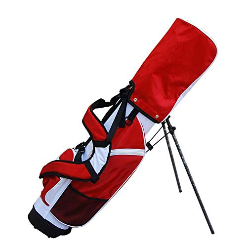 Buy Discount PUEEPDEE Golf Bag Golf Bag Wear-Resistant Non-Slip Golf Stand Bag Golf Accessories Golf...