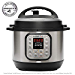Instant Pot Duo Evo Plus 8Qt Electric Pressure Cooker, 8-QT, Stainless Steel/Black (Renewed)