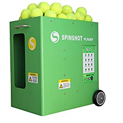 best tennis ball machine spinshot tennis ball machine