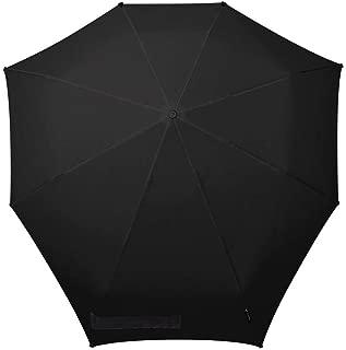 Senz° Manual Folding Umbrella – Black