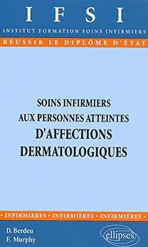 Soins infirmiers aux personnes atteintes d'affections dermatologiques, numéro 19