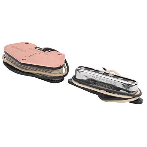 Shipenophy Cómoda Pastilla Vintage para Principiantes de Guitarra