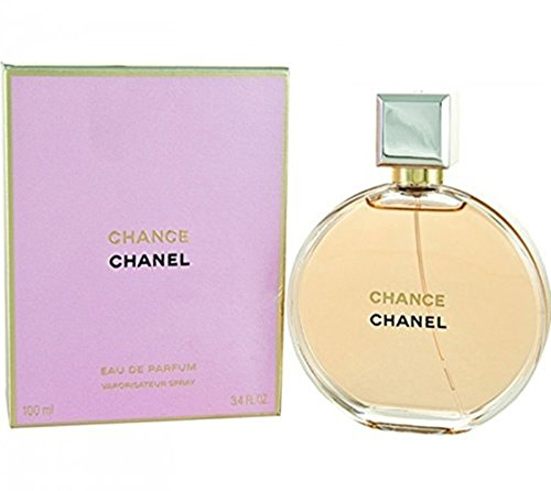 Chànel Chânce Eau de Parfum Spray for Women EDP 3.4 oz , 100 ml