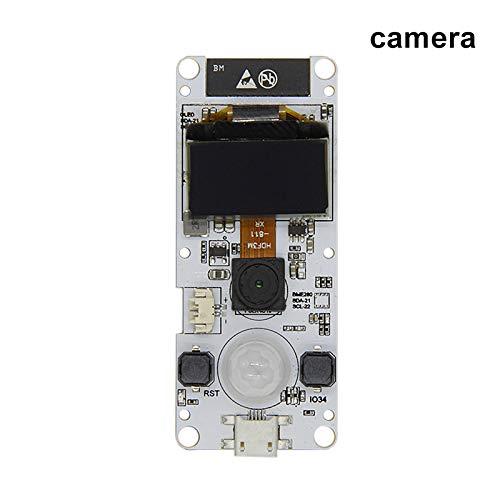 JeromKewin ESP32-WROVER-B OV2640 Module Appareil Photo 0,96 OLED
