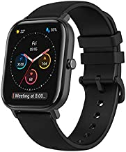 Amazfit GTS Fitness Smartwatch with Heart Rate Monitor, 14-Day Battery Life, Music Control, 1.65