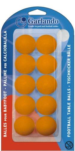 Garlando Standard Ball für Fußballtisch orange