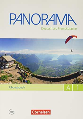Panorama A1 Libro de Ejercicios ( Incluye 2 CD): Ubungsbuch A1 mit Audio-CDs DaF
