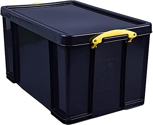 Really Useful Really Useful 84L Kunststoff-Aufbewahrungsbox  recycelt Bild