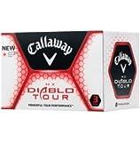 Callaway HX Diablo Tour - Pelotas de golf Blanco blanco Nuevo (blanco)