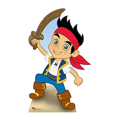 Poster - Juguete de Playa Jake y los Piratas de Nunca jamás (Movie Database SC539)