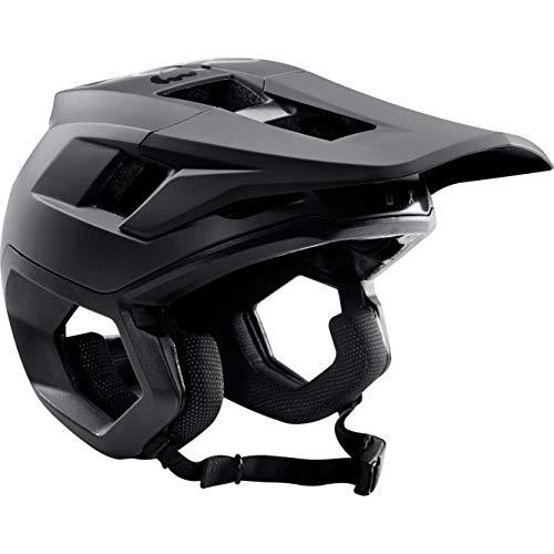 Fox Dropframe Pro Helmet - Black
