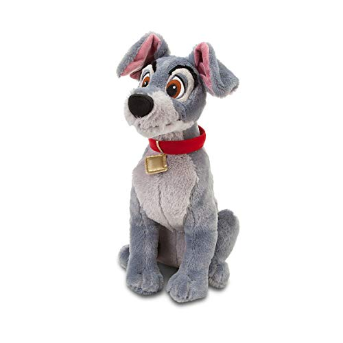Official Disney Merchandise Lady and the Tramp medium plush (Tramp 16) by Disney