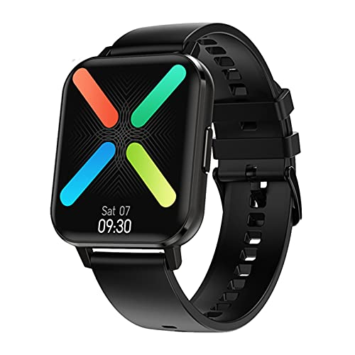 Touch Screen Completo DTX Smart Watch Uomo IP68 Impermeabile Sport Smart Watch Watch Car Heart Rate Monitor Fitness Tracker per Android iOS,D