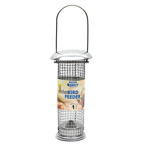 Simply Direct 1 x Deluxe Hanging Nut Peanut Feeder for Wild Garden Bird