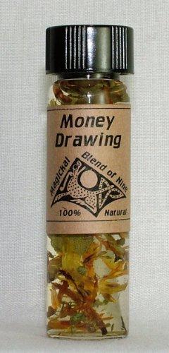 Money Drawing Magickal Oil