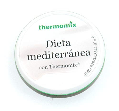 LIBRO RECETARIO DIGITAL THERMOMIX TM5
