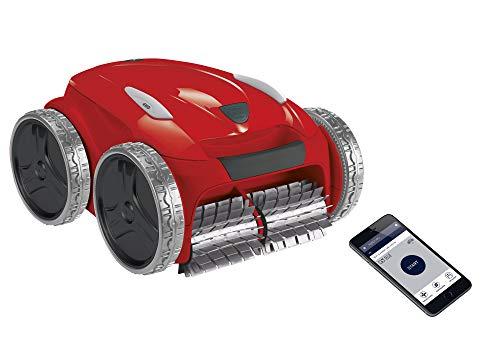 Zodiac FR 5480iQ 4WD Red Robot limpiafondos Piscina (Suelo, Pared, Linea de...