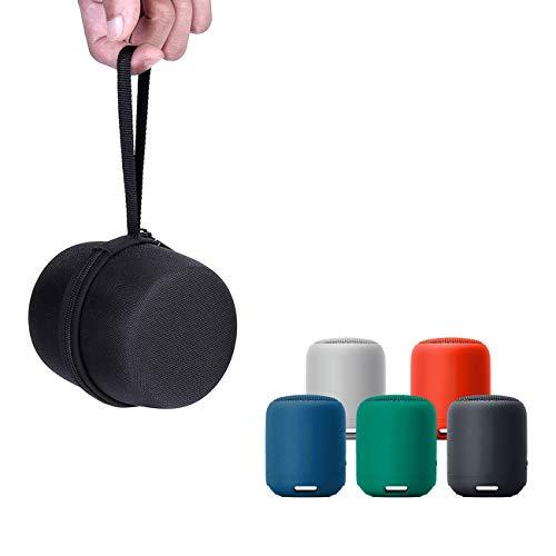Oriolus Hard Case for Sony SRS-XB12 XB10 Extra Bass Portable Bluetooth Speaker (Black)