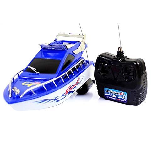 RC Super Mini Electric Remote Control High Speed Boat Ship Electric Boat Toys Random