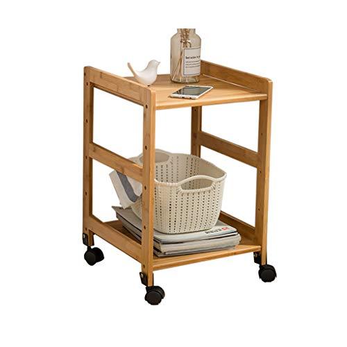 DQMSB Salon Amovible canapé Table Basse Table de Rangement Table de Chevet Mini Table d'appoint Simple Moderne 35/40/45/55 X 38 X 55cm (Taille : 40 * 38 * 55CM)