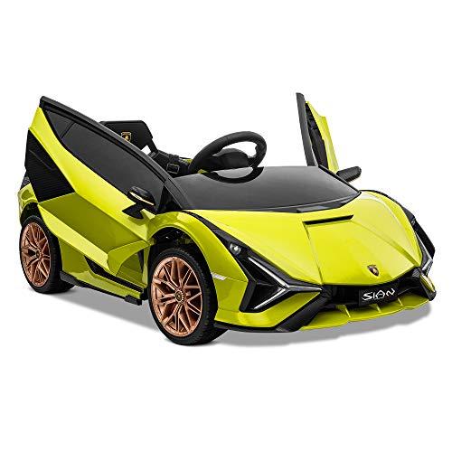 Kidzone Kids 12V Electric Ride On Licensed...