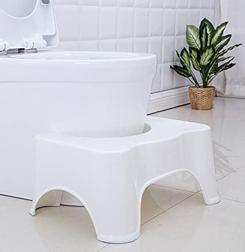 NXM Prämie Toilettenhocker Weiß...