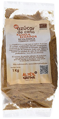 AlterNativa3 - Azúcar Panela Bio Alternativa, 1kg