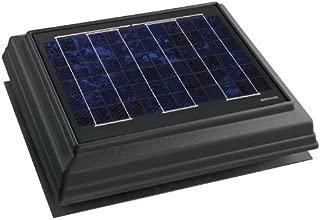 Broan 355SOWW Surface Mount Solar Powered Attic Ventilator, Weather Wood
