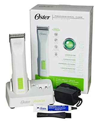Oster Volt Cordless Pet Clippers with Detachable Lithium-Ion Battery (078004-000-000)