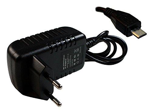 Power4Laptops Adaptador Fuente de alimentación Tableta Cargador (Enchufe de la UE) Compatible con Google Nexus 7 ME571KL