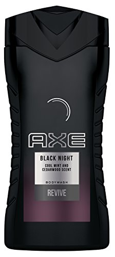 Axe Duschgel Black Night, 250 ml, 6er Pack (6 x 250 ml)