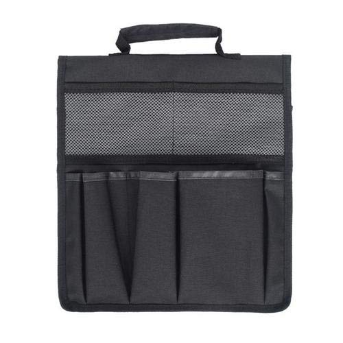 SIWEI Garten Knie Werkzeug Oxford Taschen 12. 2 * 11. 8 für Gartenterrasse Bad Waschküche Garage Garten Kniesitz Werkzeugtasche