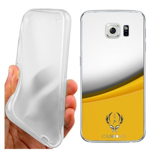 Custodia Cover Case Birra Beer per Samsung Galaxy S6 SM-G920F