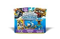 Skylanders Spyro's Adventure Pack - Pirate Seas with Terrafin and Hidden treasure Ghost Swords 「海外直送品・並行輸入品」